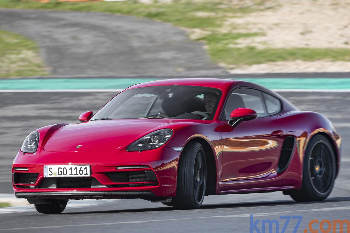 2020 The Porsche 718 First Drive