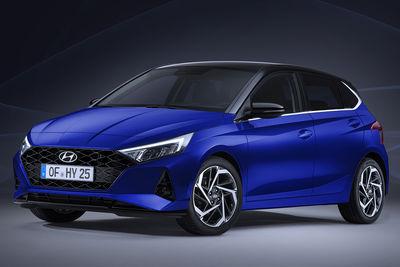 Hyundai i20 (2020) - Foto