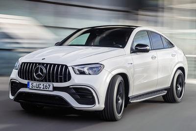Mercedes-AMG GLE 63 S 4MATIC+ Coupé (2020) - Foto