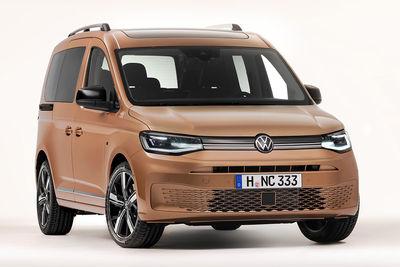 Volkswagen Caddy (2021) - Foto