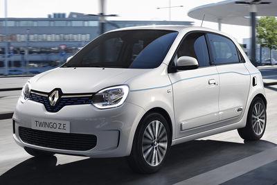 Renault Twingo Z.E. (2020) - Foto