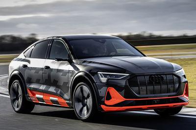 Audi e-tron S Sportback (2020) - Foto