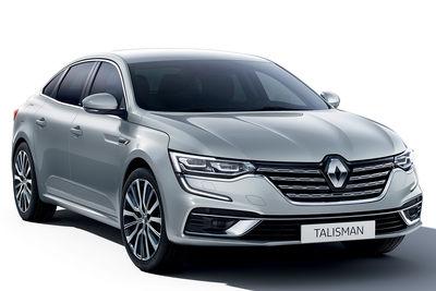 Renault Talisman (2021) | Precios - Foto