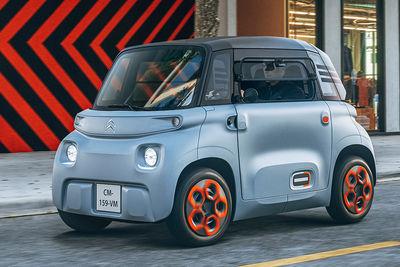 Citroën Ami (2020) - Foto