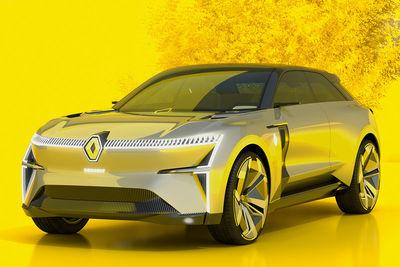 Renault MORPHOZ (prototipo) - Foto