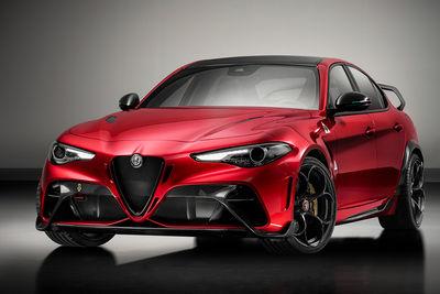 Alfa Romeo Giulia GTA y GTAm (2020) - Foto