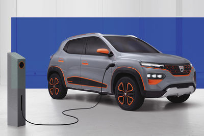 Dacia Spring Electric Concept (prototipo) - Foto