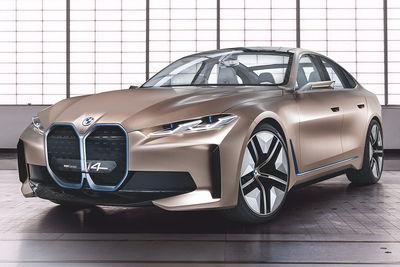 BMW Concept i4 - Foto