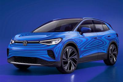 Volkswagen ID.4 (2021) - Foto