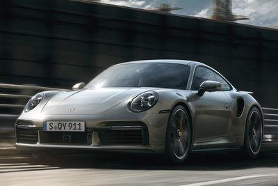 Porsche 911 Turbo S (2020) - Foto