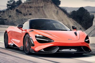 McLaren 765LT (2020) - Foto