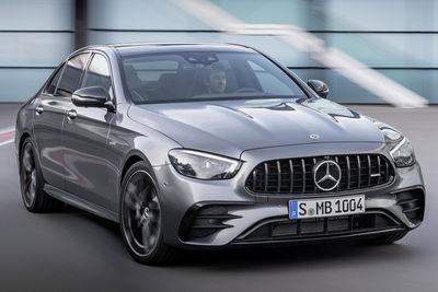 Mercedes-AMG E 53 4MATIC+ (2020) - Foto
