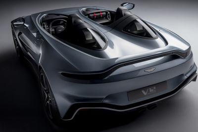 Aston Martin V12 Speedster (2021) - Foto
