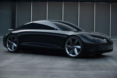 Hyundai Prophecy Concept EV (prototipo) - Foto