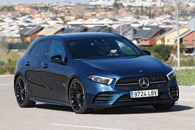 Mercedes-Benz A 200 d 8G-DCT | Prueba - Foto