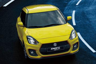 Suzuki Swift Sport 1.4 Boosterjet Hybrid   Precio - Foto