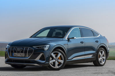 Audi e-tron Sportback (2020) | Precios - Foto