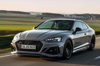 Audi RS 5 Coupé (2020) | Precio - Foto
