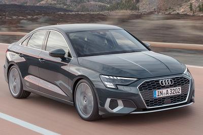Audi A3 Sedan (2020) - Foto