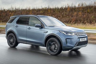 Land Rover Discovery Sport P300e PHEV (2020) | Precios - Foto
