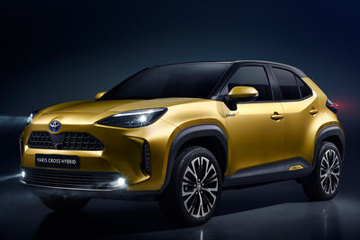 Toyota Yaris Cross (2021) - Foto
