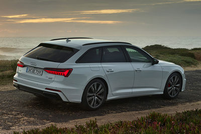 Audi A6 Avant 55 TFSI e quattro (2020) - Foto
