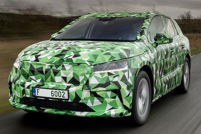 Škoda Enyaq (2021) - Foto