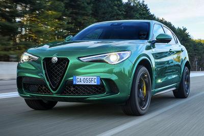 Alfa Romeo Stelvio Quadrifoglio (2020) - Foto