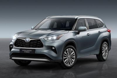 Toyota Highlander (2021) - Foto