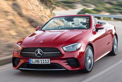Mercedes-Benz Clase E Cabrio (2021) | Precios - Foto