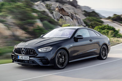 Mercedes-Benz Clase E Coupé (2021) - Foto
