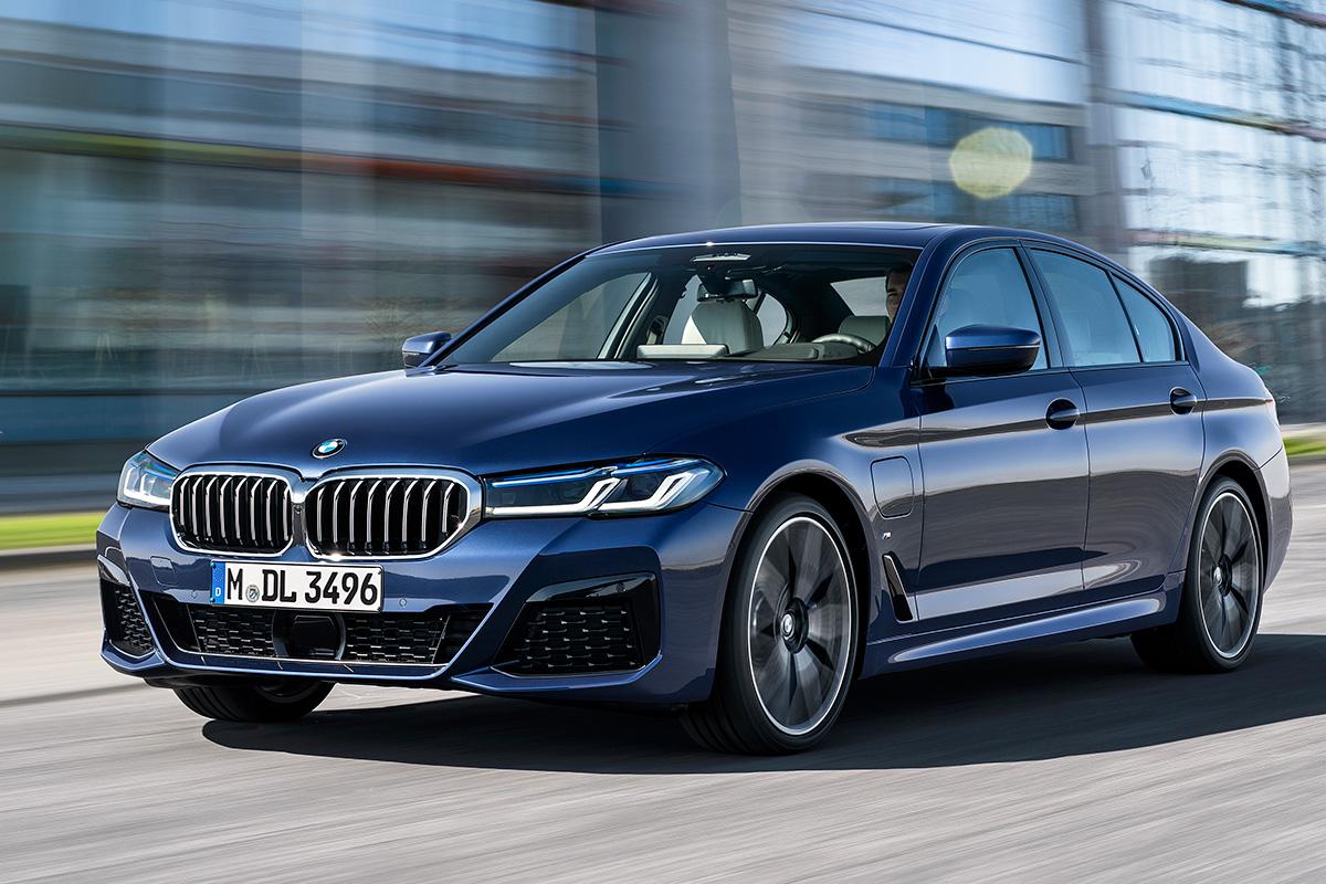 2021 BMW 550I Prices