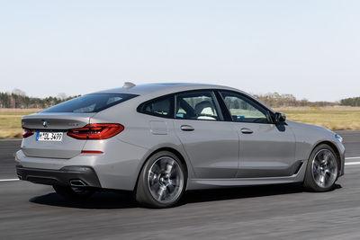 BMW Serie 6 Gran Turismo (2021) | Precios - Foto