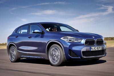 BMW X2 xDrive25e (2021) | Precio - Foto