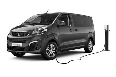 Peugeot e-Traveller (2020) | Precios - Foto