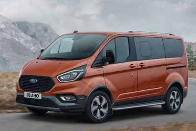 Ford Tourneo Custom Active (2021) - Foto