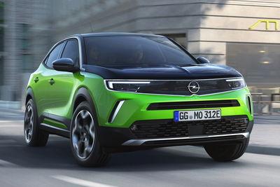 Opel Mokka (2021) - Foto