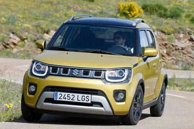 Suzuki Ignis (2020) | Precios - Foto