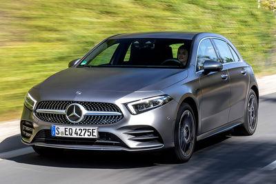 Mercedes-Benz A 250 e 5 puertas y A 250 e Sedán | Primeras impresiones - Foto