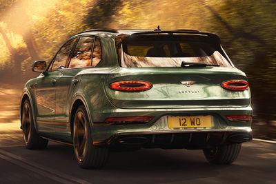 Bentley Bentayga (2021) - Foto