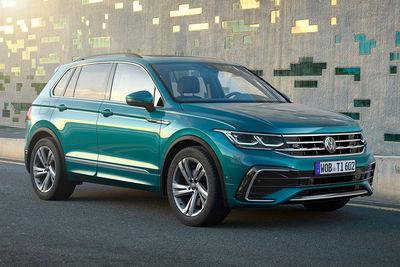 Volkswagen Tiguan (2021) - Foto