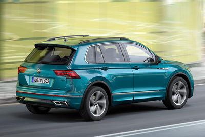 Volkswagen Tiguan (2021) | Precios - Foto