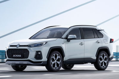 Suzuki Across (2021) - Foto