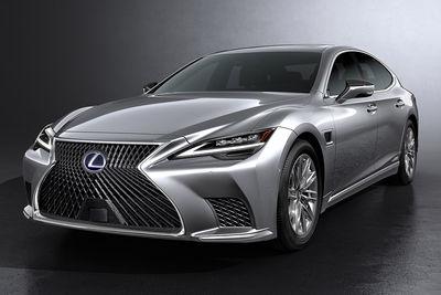 Lexus LS (2021) | Precios - Foto