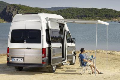 Volkswagen Grand California (2020) - Foto