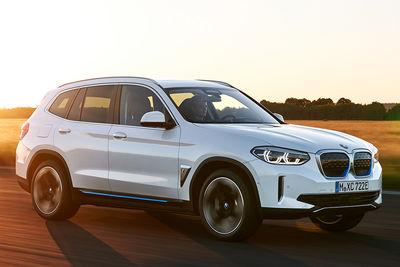BMW iX3 (2021) | Primeras impresiones - Foto