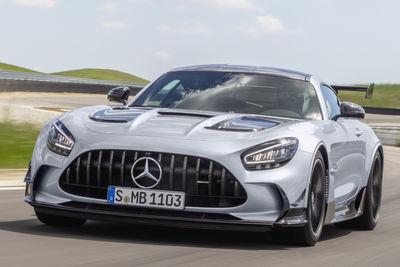 Mercedes-AMG GT Black Series (2021) | Precio - Foto