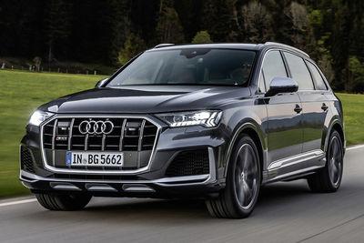 Audi SQ7 4.0 TFSI (2020) - Foto