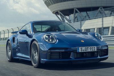 Porsche 911 Turbo (2020) | Precio - Foto