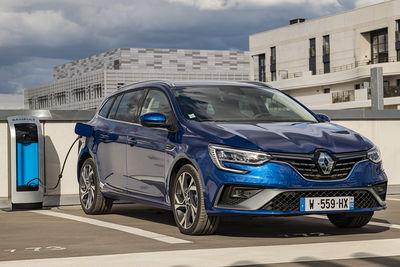 Renault Mégane E-TECH Híbrido Enchufable (2020) | Primeras impresiones - Foto